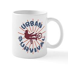BMX Urban Survival Mug