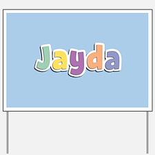 Jayda Spring14 Yard Sign
