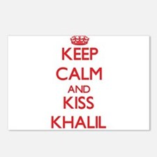 Keep Calm and Kiss Khalil Postcards (Package of 8)