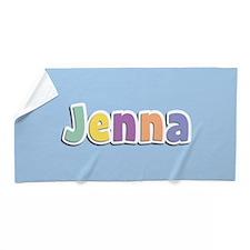 Jenna Spring14 Beach Towel