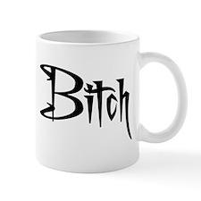 Moody Bitch Small Mug