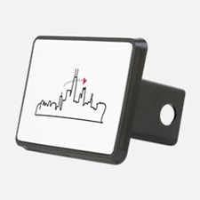 Chicago Skyline Hitch Cover