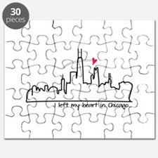 I Left My Heart In Chicago Puzzle