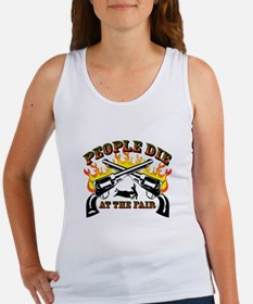 People Die at the Fair Tank Top
