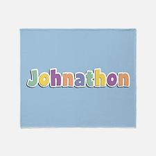 Johnathon Spring14 Throw Blanket