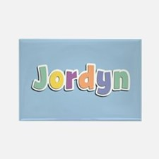 Jordyn Spring14 Rectangle Magnet