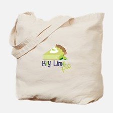 Key Lime Pie! Tote Bag