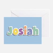 Josiah Spring14 Greeting Card
