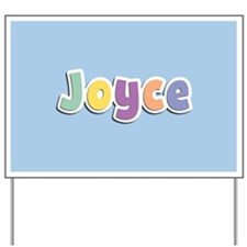 Joyce Spring14 Yard Sign
