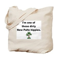 Dirty Hippie Tote Bag