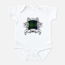 Baillie Tartan Shield Infant Bodysuit