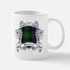 Baillie Tartan Shield Mug