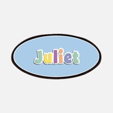 Juliet Spring14 Patches