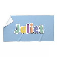 Juliet Spring14 Beach Towel