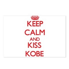 Keep Calm and Kiss Kobe Postcards (Package of 8)