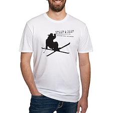 Ski Jackson Hole, Wyoming T-Shirt