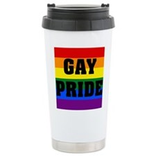 GAY pride Travel Mug