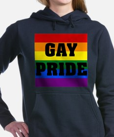 GAY pride Women's Hooded Sweatshirt
