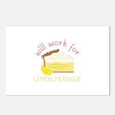 Lemon Meringue Postcards (Package of 8)