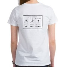 Women's Copy Editor Yoga T-Shirt