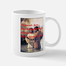John The Baptist Mugs