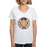 Napoli Women's V-Neck T-Shirt