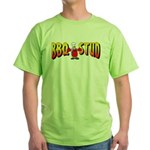 BBQ Stud Green T-Shirt