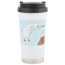 Talk to God Travel Mug