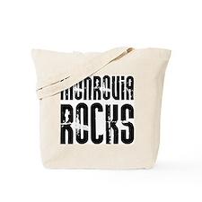 Monrovia Rocks Tote Bag