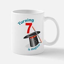 7th Birthday Magical Mug