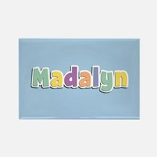 Madalyn Spring14 Rectangle Magnet