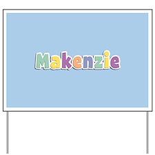Makenzie Spring14 Yard Sign