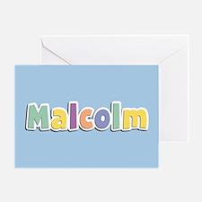 Malcolm Spring14 Greeting Card