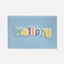 Mallory Spring14 Rectangle Magnet