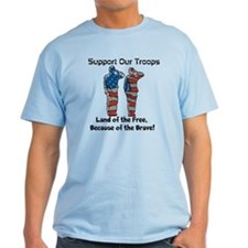 Support our Troops - T-Shirt