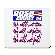 Bush  Mousepad