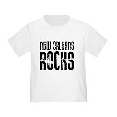 New Orleans Rocks T