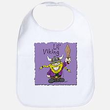 Lil Viking Bib