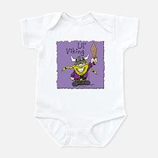 Lil Viking Infant Bodysuit