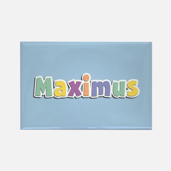 Maximus Spring14 Rectangle Magnet