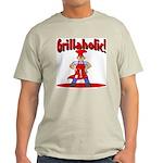 Grillaholic Light T-Shirt