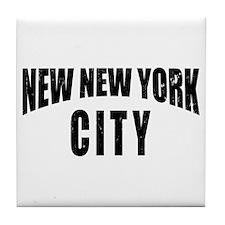 New New York City Tile Coaster