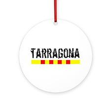 Catalunya: Tarragona Ornament (Round)