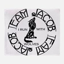 team-j.png Throw Blanket