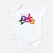 'Cello Rocks Infant Bodysuit