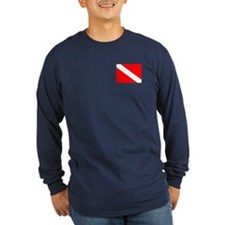 Dive Italia Long Sleeve T-Shirt