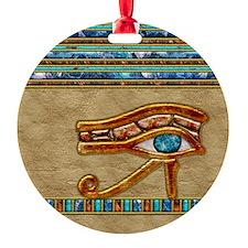 Harvest Moon's Eye of Ra Ornament