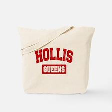 Hollis, Queens, NYC Tote Bag