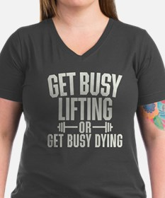 Get Busy Lifting T-Shirt