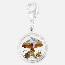 fairy mushroom Charms